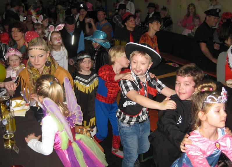 Kinderfasching in Bad Endorf