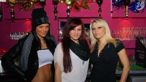 GoGo Party mit DJ Delgado - DanceHall am 25.01.2014