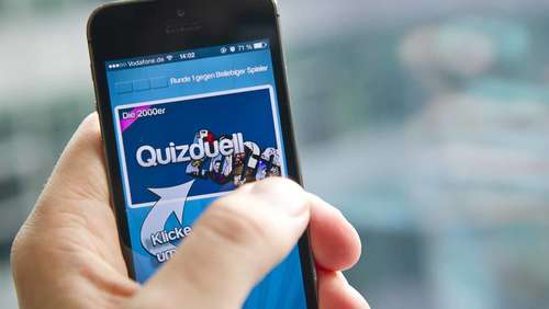 "Spieleapp-Hit ""Quizduell"" bald als TV-Show?"