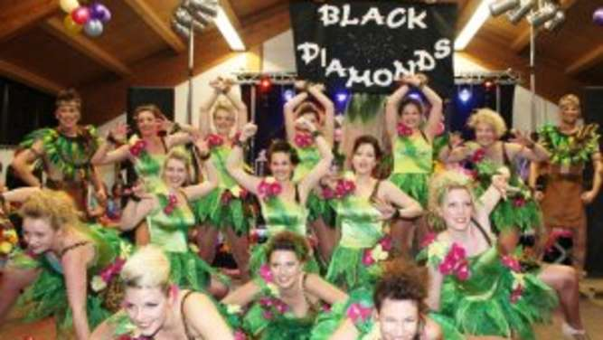 Die Black Diamonds Pleiskirchen