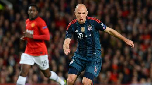 "Robben im Video: ""Das war fast wie Handball"""