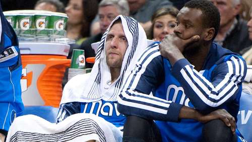 Nowitzkis Mavericks scheitern in Playoffs