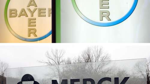 Bayer kauft Konkurrent Merck Sparte ab