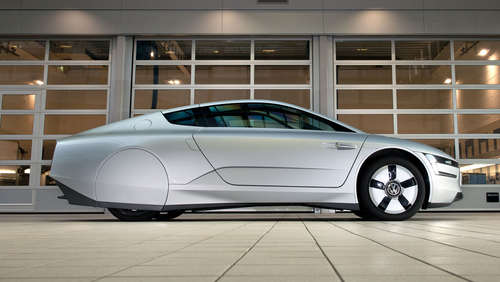 Designed by Volkswagen - VW XL1