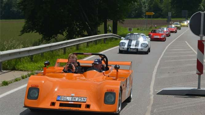 NSU-Treffen in Waging