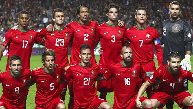 Portugal Nationalmannschaft