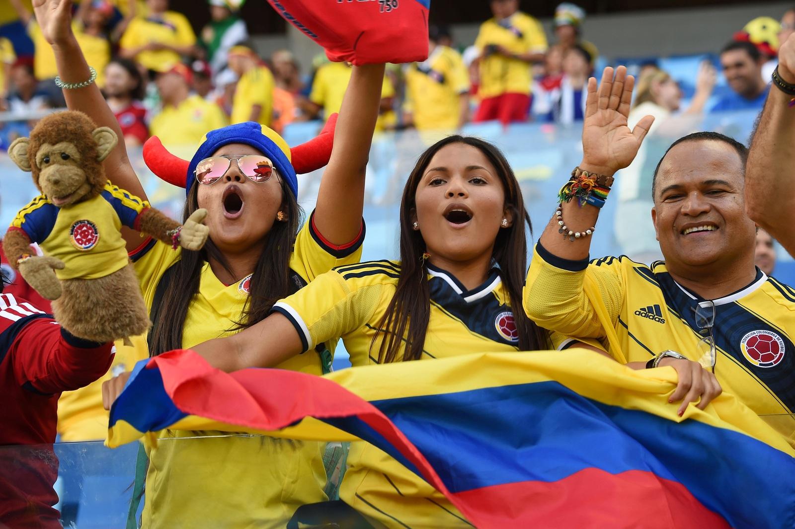 Картинки из колумбии