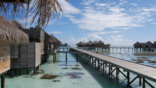 Top 10 Luxushotels der Welt