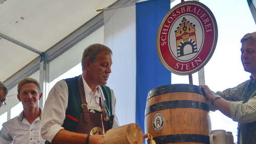Volksfest-Start in Trostberg (2)