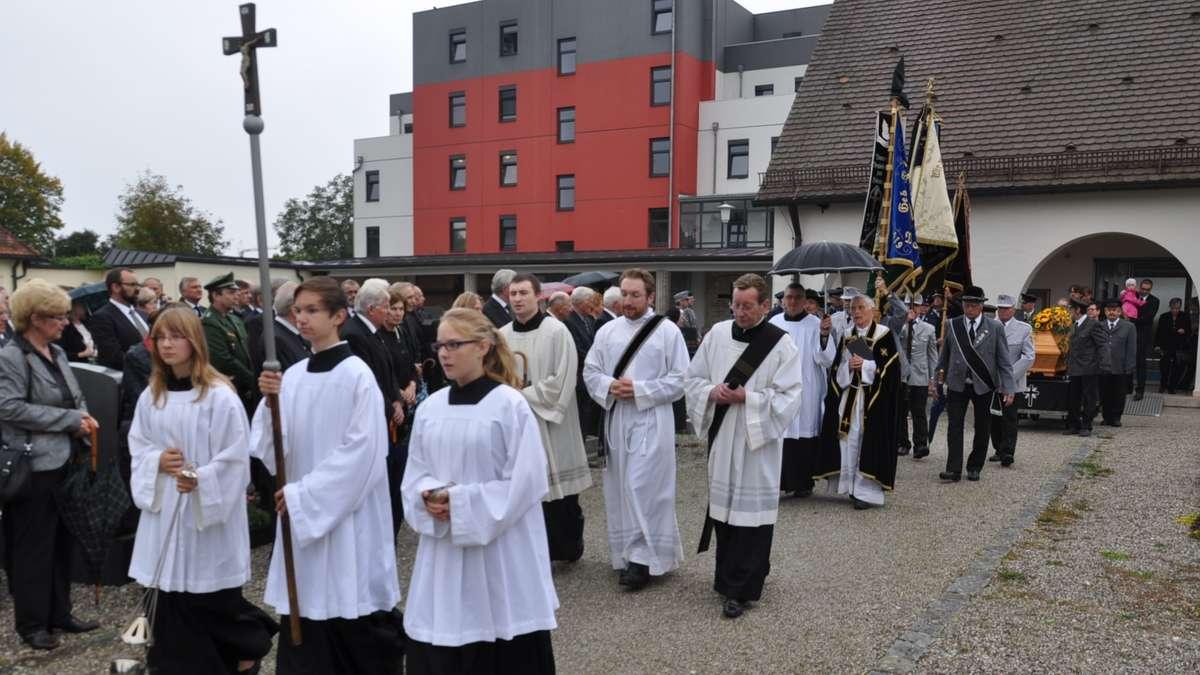 Ulrike Maier Beerdigung