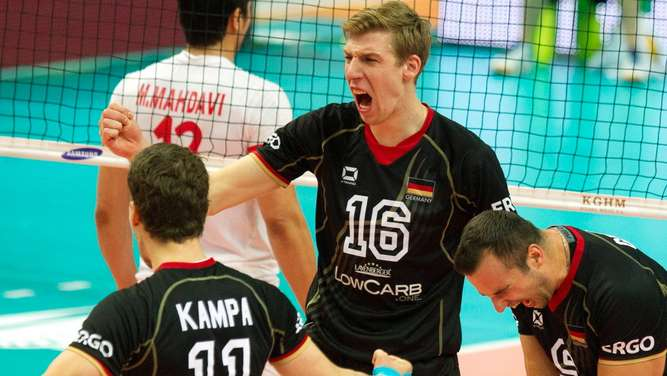 Volleyball-Nationalmannschaft
