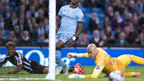 Ligapokal: Man City scheitert an Newcastle