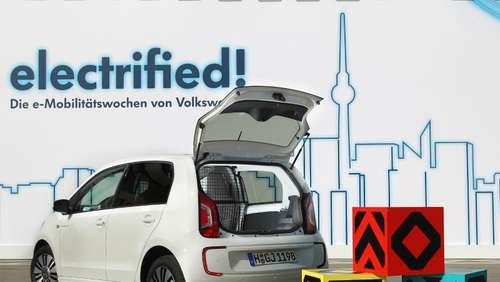 VW Up als elektrischer Minitransporter