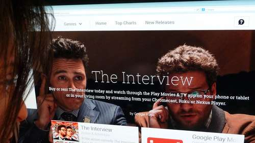 """The Interview"" nun on Demand verfügbar"