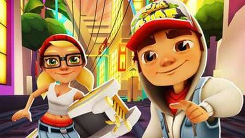 iPhone-Games: Digitales Haustier trifft Subway Surfer