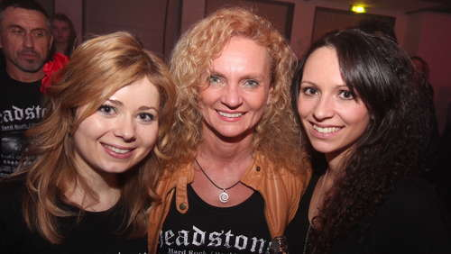"Album Release Party von ""Headstone"" (1)"