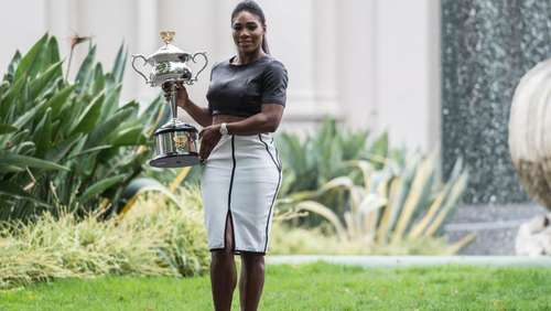 Serena Williams will Steffi Grafs Rekord