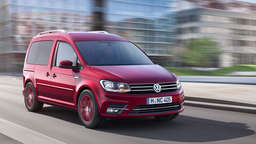 Sugar Daddy! Der neue VW Caddy