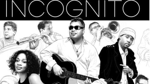 Jazzband Incognito am Freitag in der GUM Eventhall