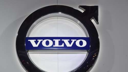 Volvo plant Werk in den USA