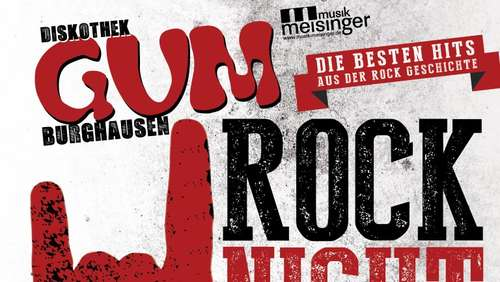 Rock Night mit DJ Thomas Moser