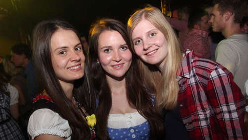 Fit & Fun-Wiesnparty am Samstag (31.5.)