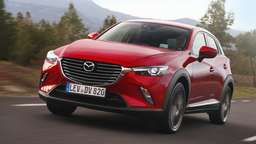 Mazda CX-3: Das Bonsai-SUV