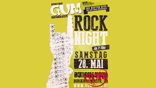 Rock Night im GUM Burghausen
