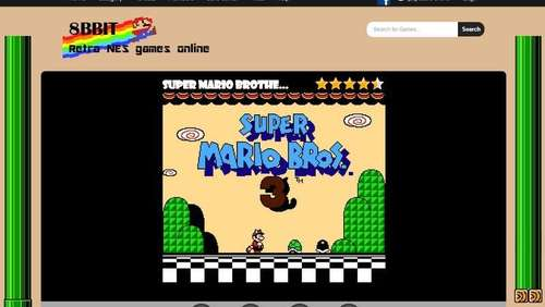Retro-Games: NES-Klassiker im Browser zocken