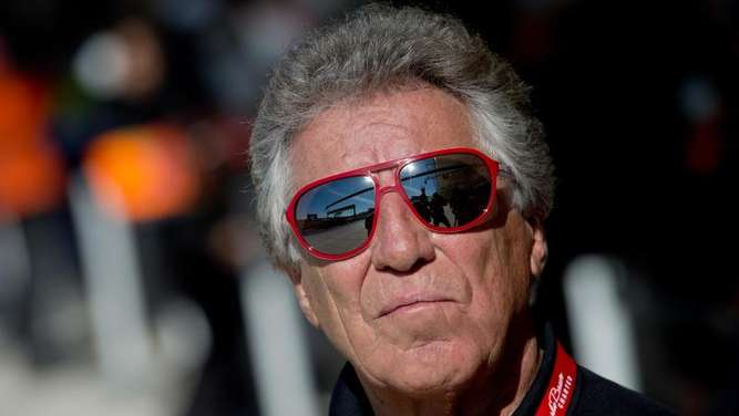 Mario Andretti ist in den USA eine Motorsport-Legende. Foto: David Ebener