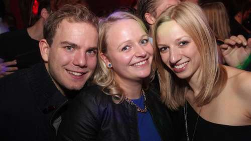 Tolle Stimmung beim Strictly Friday im Sinners Club