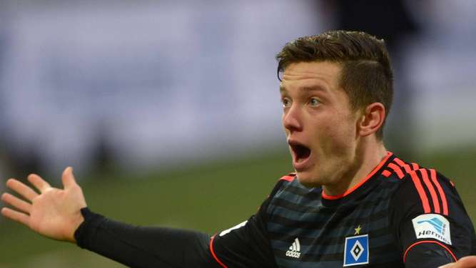 Michael Gregoritsch, Hamburger SV, Bundesliga