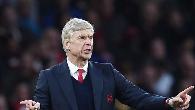 Arsène Wenger, FC Arsenal London
