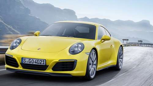 Power pur: Porsche 911 Turbo S
