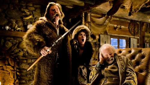 "Tarantinos ""The Hateful Eight"": Irgendwann hasst man sie alle"