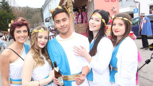 After-Zug-Party in Wasserburg 2016 - Teil 1