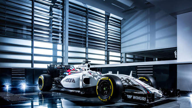 Formel 1, Williams, FW38