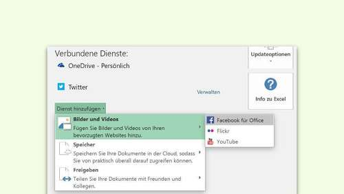 Office-Dokumente in der Cloud