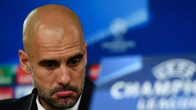 FC Bayern Pep Guardiola Stars Bank