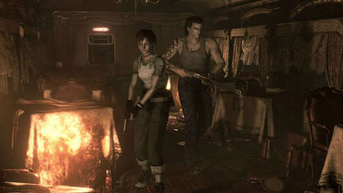 Resident Evil Zero Remastered: Test mit Video