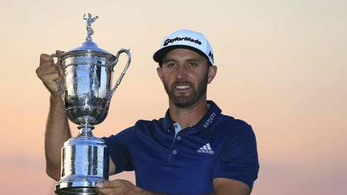 Johnson bezwingt Major-Phobie und gewinnt US Open