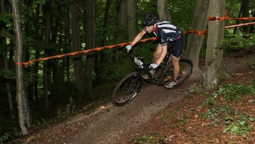 MTB Cross Country: Dreckschlacht in Duttendorf