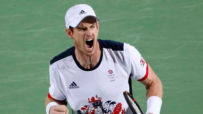 Olympia 2016, Andy Murray