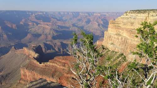 Wildcampen und Off-Road-Tour: Reisen durch US-Nationalparks