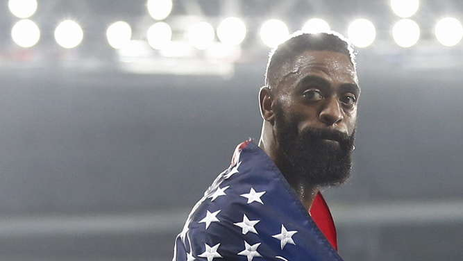 Tyson Gay Tochter