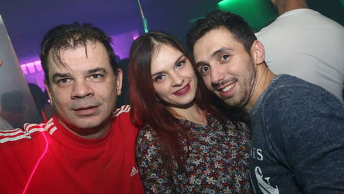 Romania Night im Cave Club