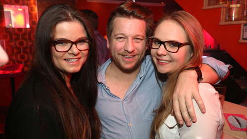 Bei der Saturday-Night-Party im Lips gings rund