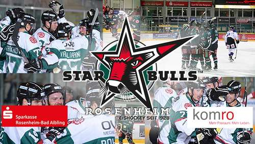 Live-Ticker: Starbulls vs. Riessersee