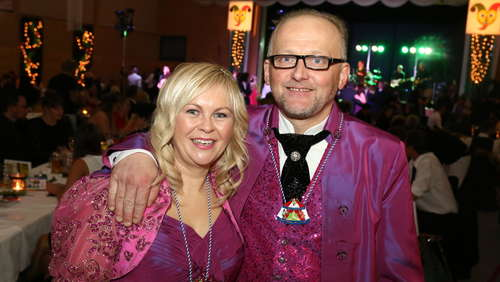 Bilder: Inthronisationsball der Narrengilde Kraiburg (1)