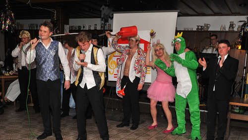 Bilder: Inthronisationsball in Vagen (2)